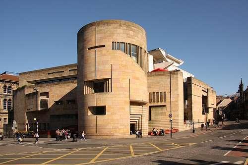 苏格兰国家博物馆
