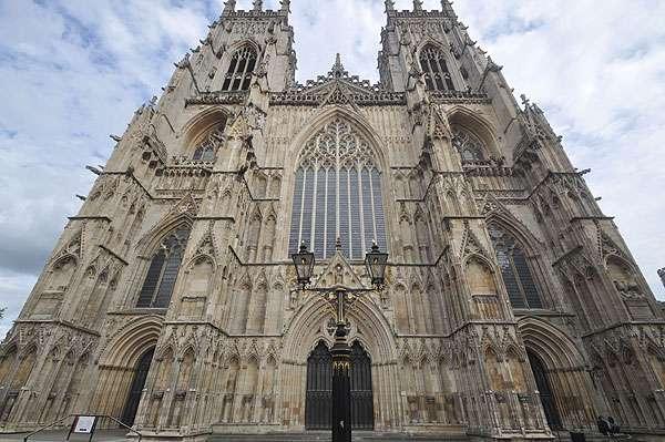 约克大教堂旅游