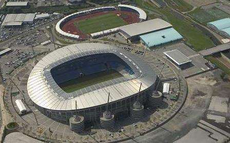 曼彻斯特市球场