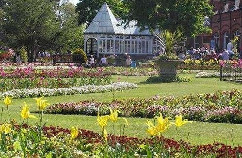 绍斯波特植物园