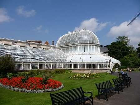 贝尔法斯特植物园