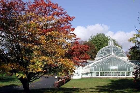 格拉斯哥植物园