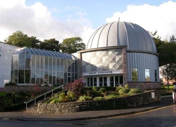 阿马天文馆旅游