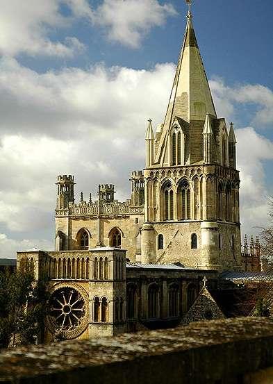 基督堂座堂(牛津)