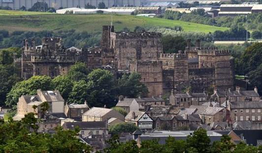 兰卡斯特城堡旅游