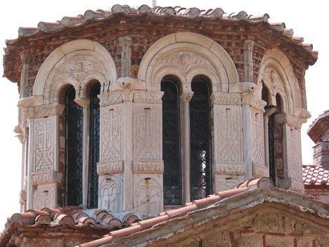 达夫尼修道院、俄西俄斯罗卡斯修道院和希俄斯新修道院