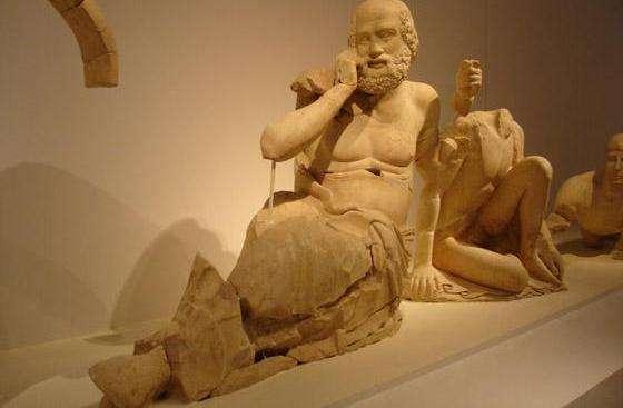 奥林匹亚考古博物馆