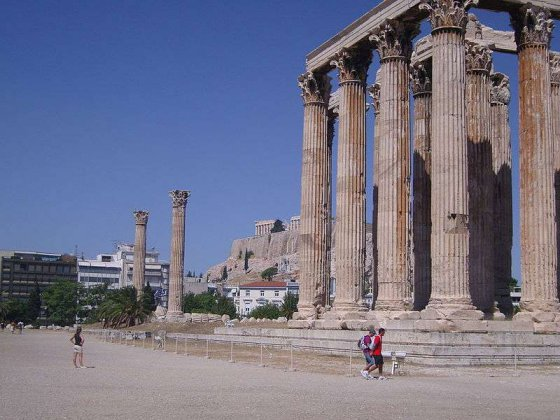 奥林匹亚宙斯神庙(雅典)