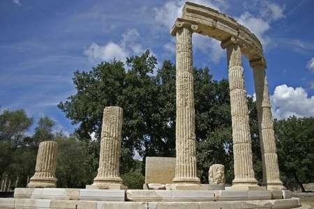 奥林匹亚考古遗址
