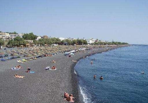 卡马利海滩旅游