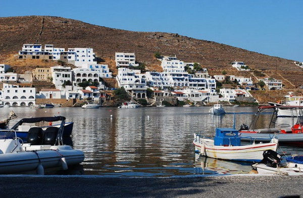 西希腊群岛城市概况