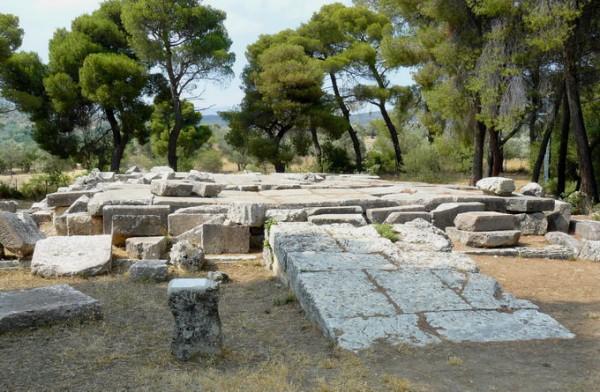 阿斯克勒庇俄斯神庙_埃皮达鲁斯_希腊