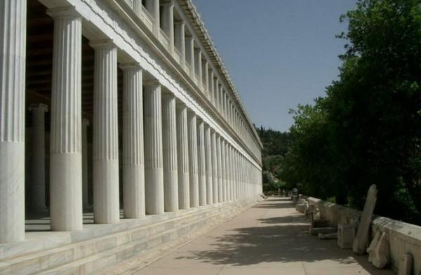 古代市场博物馆_雅典_希腊