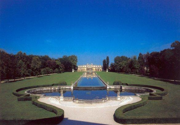维琴查城和威尼托的帕拉迪恩别墅
