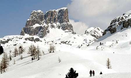 克缔纳滑雪场旅游