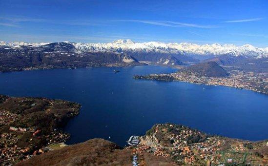 马焦雷湖旅游