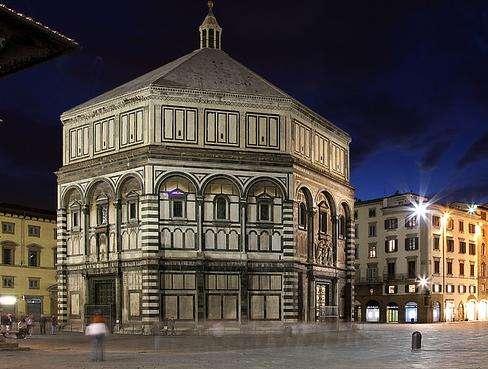 佛罗伦萨圣若望洗礼堂
