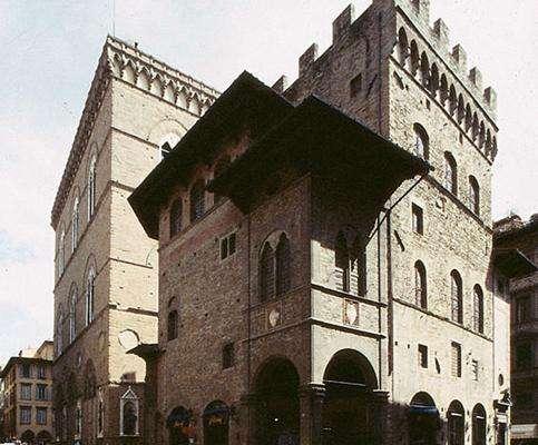 佛罗伦萨圣弥额尔教堂