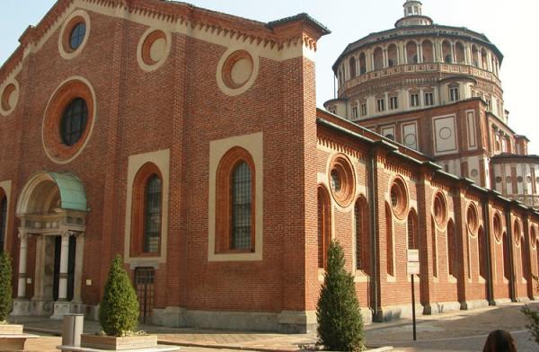 圣玛利亚修道院_米兰 _意大利