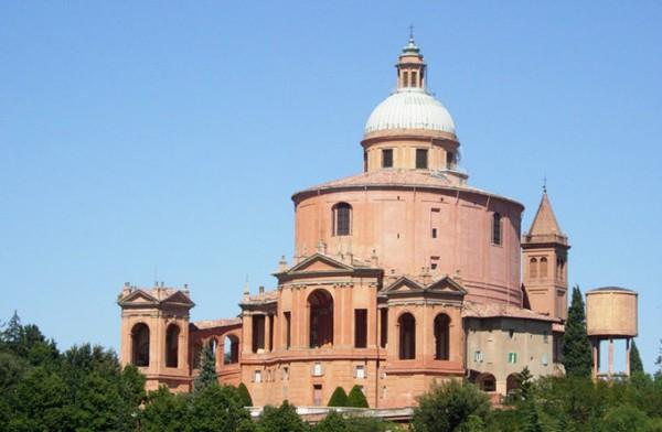 San Luca教堂 _博洛尼亚 _意大利