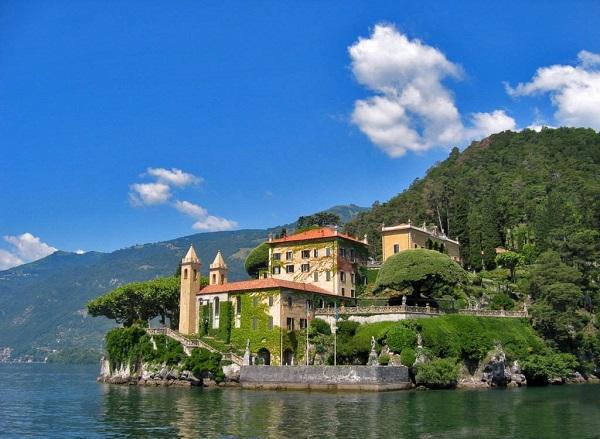欧洲小镇代表之一:意大利蒙特卡蒂尼