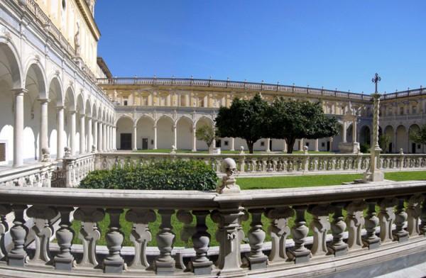 圣马蒂诺修道院_那不勒斯_意大利