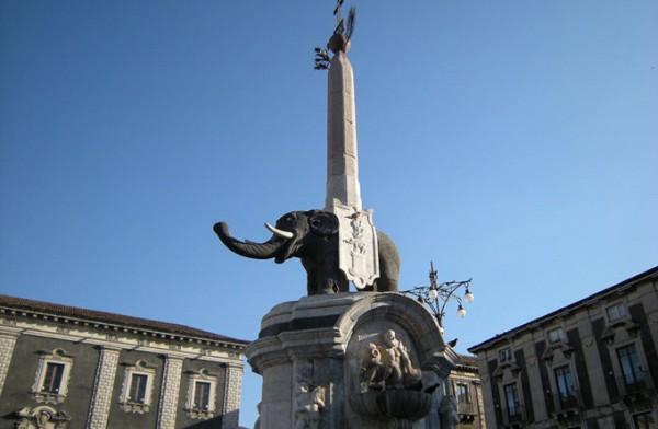 大象喷泉_卡塔尼亚_意大利