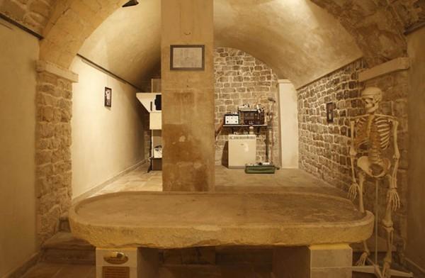 解剖教室 _博洛尼亚 _意大利