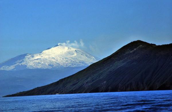 埃特纳火山_卡塔尼亚_意大利