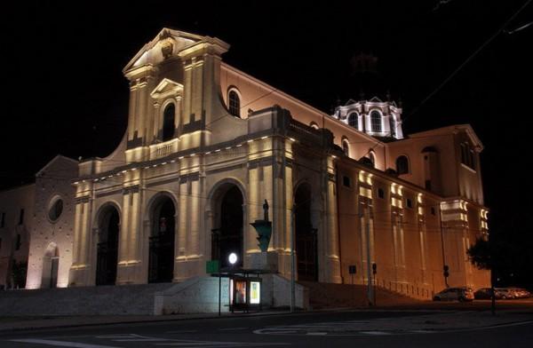 博纳利亚圣母圣所_卡利亚里_意大利