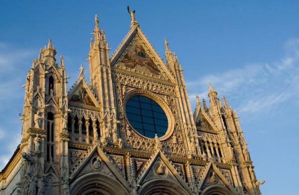 锡耶纳大教堂_锡耶纳_意大利