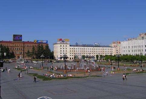 哈巴罗夫斯克旅游
