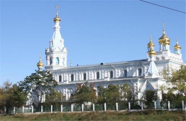 鲍里斯和格列布教堂_苏兹达尔_俄罗斯