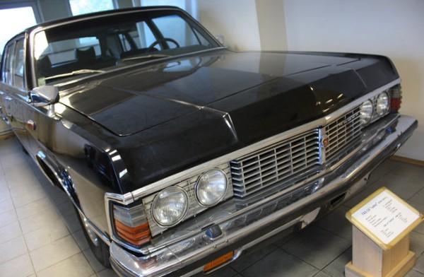 古董汽车博物馆_符拉迪沃斯托克(海参崴)