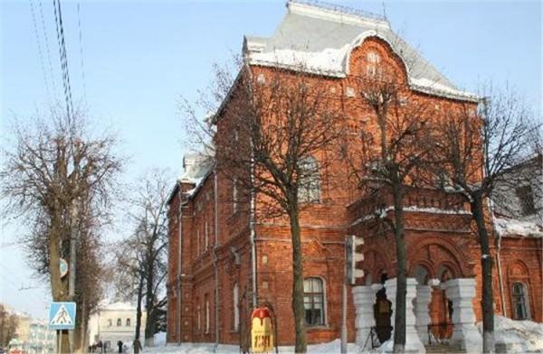 历史博物馆_弗拉基米尔_俄罗斯