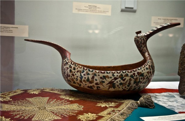 鞑靼斯坦共和国国家博物馆_喀山_俄罗斯