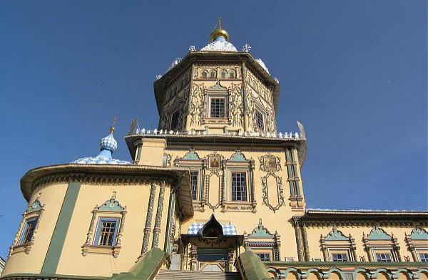 圣彼得和圣保罗大教堂_喀山_俄罗斯