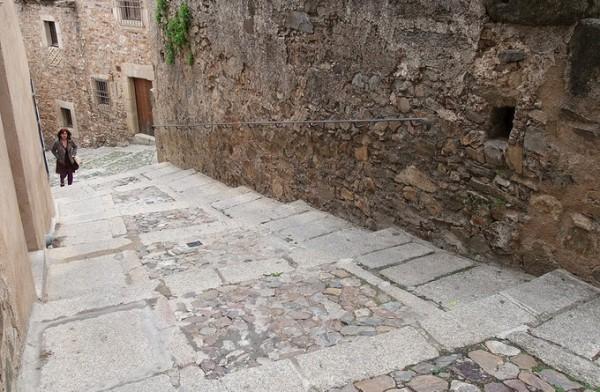 卡塞雷斯老城_卡塞雷斯_西班牙