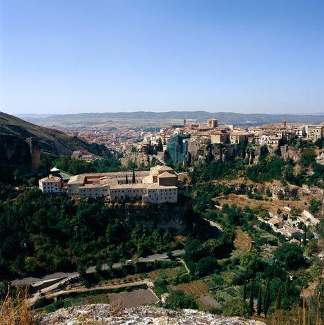 城墙围绕的历史名城昆卡