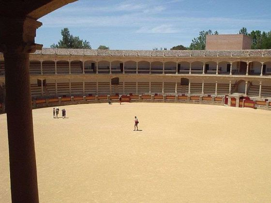 西班牙隆达斗牛场