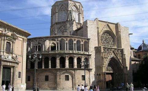巴伦西亚主教座堂