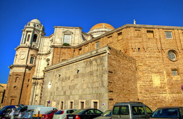 加的斯大教堂_加的斯_西班牙