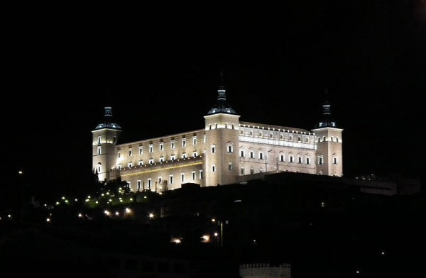 阿尔卡萨尔城堡_托莱多_西班牙