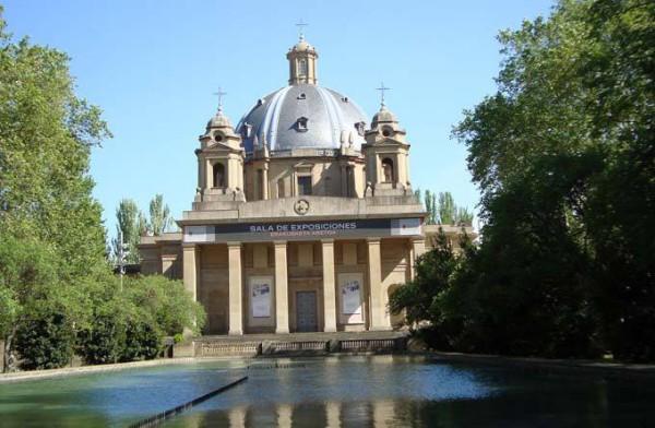 战争纪念馆_潘普洛纳_西班牙