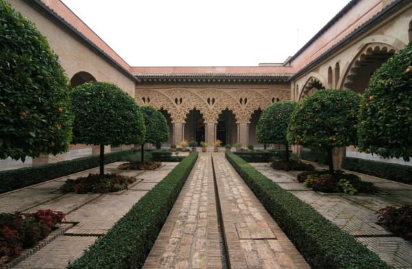 阿尔哈菲利亚宫_萨拉戈萨_西班牙