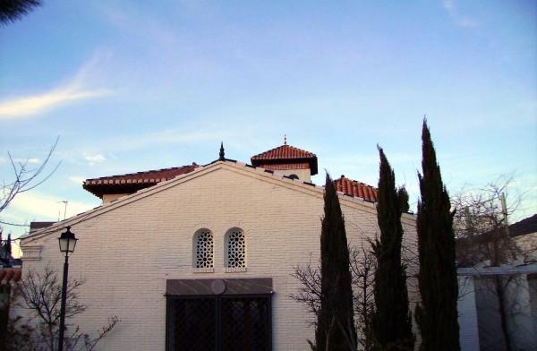 格拉纳清真寺_格拉纳达_西班牙
