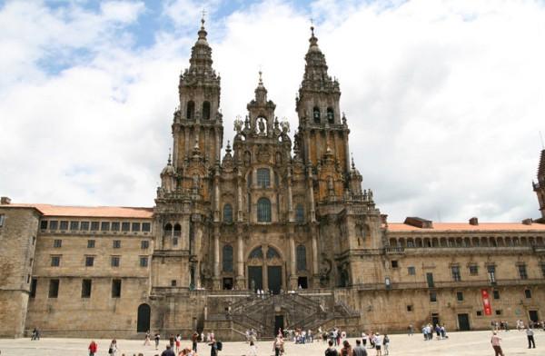 使徒大教堂_圣地亚哥-德孔波斯特拉_西班牙