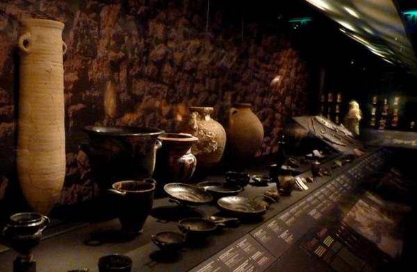 MARQ省考古博物馆_阿里坎特_西班牙