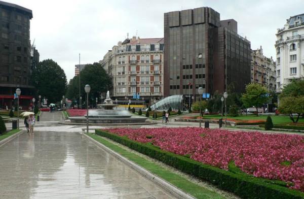 Don Federico Moyúa广场_毕尔巴鄂_西班牙
