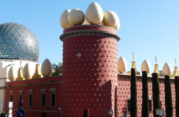 达利戏剧博物馆_菲格拉斯_西班牙